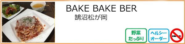 263 BAKE BAKE BER